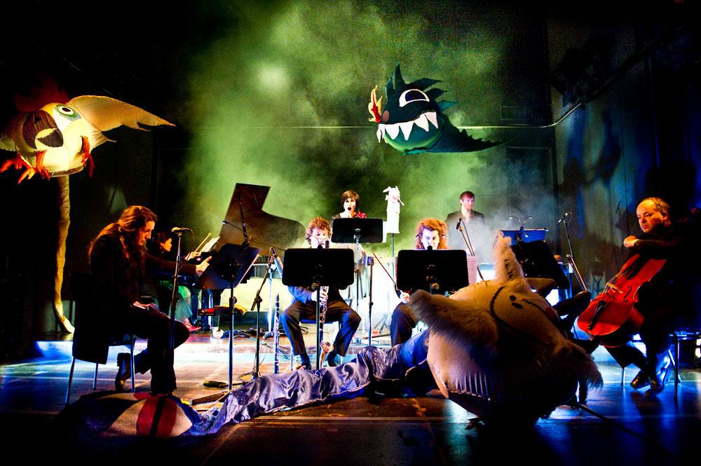 Pogatschar MuM 04 Monster undEnsemble